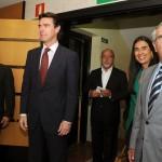 01-Visita Ministro de Industria, Energía y Turismo a la CCE