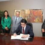 03-Visita Ministro de Industria, Energía y Turismo a la CCE