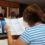 01-Presentación Informe Anual de la Economía Canaria 2011
