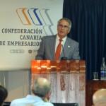 Asamblea General Ordinaria de la Confederación Canaria de Empresarios