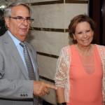01-La CCE se reúne con la Viceconsejera de Industria y Comercio del Gobierno de Canarias