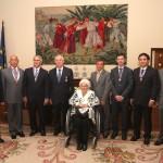 04-Sebastián Grisaleña, condecorado con la Insignia de Honor en el Dia de la Región de Maderia