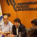 01-Reunión con el Subdirector de Formación del Servicio Canario de Empleo (SCE), D. Jose Carlos Hernandez Santana
