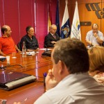 Reunión con el Subdirector de Formación del Servicio Canario de Empleo (SCE), D. Jose Carlos Hernandez Santana