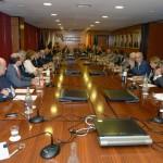 00-El Presidente y el Secretario General de Coalición Canaria se reúnen con la Junta Directiva