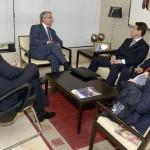 02-Reunión de la CCE con el Embajador de la República de Corea del Sur