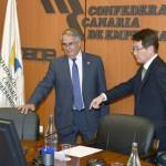 03-Reunión de la CCE con el Embajador de la República de Corea del Sur