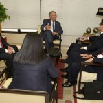 01-Reunión de la CCE con el Embajador de la República de Corea del Sur