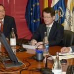 Reunión de la CCE con el Embajador de la República de Corea del Sur
