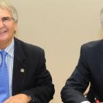 La CCE y la Cámara de Comercio de Gran Canaria firman un convenio para difundir la mediación mercantil entre las Empresas