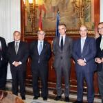 03-Reunión entre los empresarios canarios y el Secretario de Estado de Hacienda D. Miguel Ferre