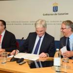 02-Convenio entre representantes empresariales y la Consejería de Educación, Universidades, y Sostenibilidad.