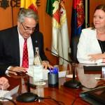 El alcalde de Agadir visita la CCE