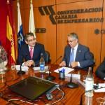 00-Encuentro de la Junta Directiva con representantes de Nueva Canaria