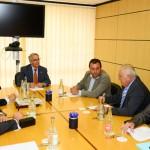 01-El Presidente de la FECAM se reúne con representantes de la CCE