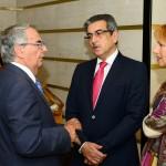 01-Encuentro de la Junta Directiva con representantes de Nueva Canaria