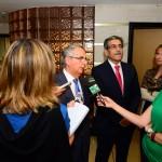 02-Encuentro de la Junta Directiva con representantes de Nueva Canaria