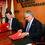00-La Confederación firma un convenio de Colaboración con Iberia