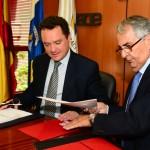 02-La Confederación firma un convenio de Colaboración con Iberia