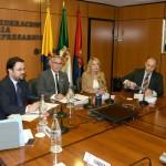 00-Junta Directiva Extraordinaria con la presencia de representantes del Grupo Parlamentario Popular