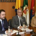 02-Junta Directiva Extraordinaria con la presencia de representantes del Grupo Parlamentario Popular