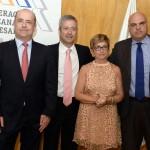 Agustín Manrique de Lara y Benítez de Lugo, elegido nuevo presidente de la Confederación Canaria de Empresarios (1)