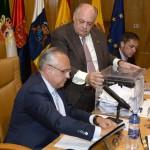 Agustín Manrique de Lara y Benítez de Lugo, elegido nuevo presidente de la Confederación Canaria de Empresarios (17)
