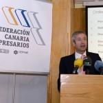 Agustín Manrique de Lara y Benítez de Lugo, elegido nuevo presidente de la Confederación Canaria de Empresarios (21)