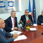 03-El Presidente de la CCE visitó la sede de CEOE-Tenerife