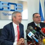04-El Presidente de la CCE visitó la sede de CEOE-Tenerife