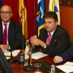 00-El presidente de la Autoridad Portuaria de Las Palmas, D. Luis Ibarra Betancort