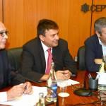 01-El presidente de la Autoridad Portuaria de Las Palmas, D. Luis Ibarra Betancort