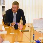 Reunión con representantes del Partido Popular en Canarias