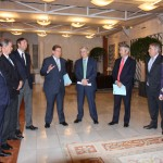 01-Representantes empresariales de Canarias visitan las Instituciones europeas