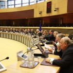 02-Representantes empresariales de Canarias visitan las Instituciones europeas