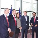 05-Representantes empresariales de Canarias visitan las Instituciones europeas