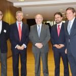 07-Representantes empresariales de Canarias visitan las Instituciones europeas