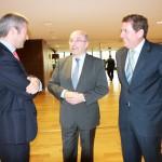10-Representantes empresariales de Canarias visitan las Instituciones europeas