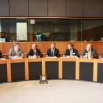 11-Representantes empresariales de Canarias visitan las Instituciones europeas