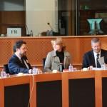 12-Representantes empresariales de Canarias visitan las Instituciones europeas