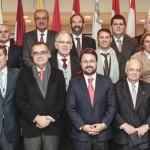 Representantes empresariales de Canarias visitan las Instituciones europeas