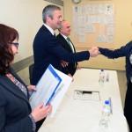 02-Clausura de la primera fase del Programa Integral de Emprendeduría Canaria
