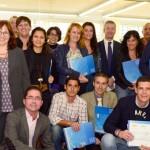 Clausura de la primera fase del Programa Integral de Emprendeduría Canaria