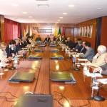 00-El candidato del Grupo Socialista  a las Elecciones Europeas Juan Fernando López Aguilar visita a nuestra Junta Directiva