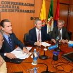 02-El candidato del Grupo Socialista  a las Elecciones Europeas Juan Fernando López Aguilar visita a nuestra Junta Directiva