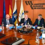 02-La Junta Directiva se reúne con Miguel Arias Cañete y Gabriel Mato