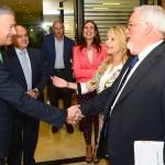04-La Junta Directiva se reúne con Miguel Arias Cañete y Gabriel Mato