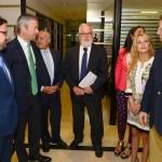 05-La Junta Directiva se reúne con Miguel Arias Cañete y Gabriel Mato