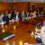 06-La Junta Directiva se reúne con Miguel Arias Cañete y Gabriel Mato