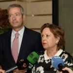 00-La Junta Directiva de la CCE se reúne con la Consejera de Empleo del Gobierno de Canarias, Excma. Sra. Dña. Francisca Luengo